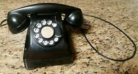 Antique Western Electric Rotary Telephone WORKS GREAT!