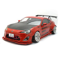 Addiction RC Cars Toyota 86 Rocket Bunny WIDE KIT Body Parts Subaru BRZ #AD006-7