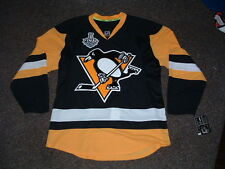PITTSBURGH PENGUINS 2016 AUTHENTIC HOCKEY JERSEY sz 52 NWT 2016 CUP FINALS PATCH