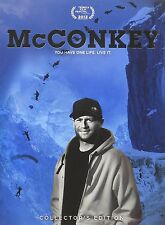 McConkey Ski DVD, Blu-Ray, and Download DVD Extreme Skiing, Base Jumping, Shane