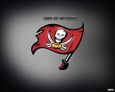 Tampa Bay Buccaneers Logo 24 X 36 Poster