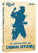 DVD LA VENGEANCE DE L'HOMME INVISIBLE NEUF