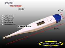 Digital Thermometer with Beep sound & LCD display Fever Measurement