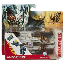 TRANSFORMERS AGE OF EXTINCTION ONE-STEP CHANGER MEGATRON FIGURE