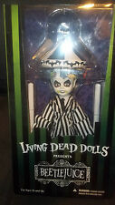 Mezco Living Dead Dolls Beetlejuice Doll Brand New Unopened