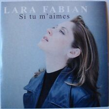LARA FABIAN (CD single)  SI TU M'AIMES