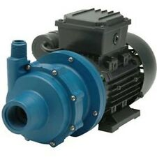 CHEMICAL PUMP-  Polypropylene - 1/4 HP - 115V - 1 Ph - 21 GPM - Magnetic Drive