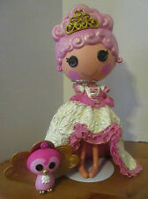 LALALOOPSY  PRINCESS DOLL WITH HER PET PEACOCK