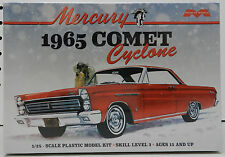 1965 65 MERCURY FORD COMET CYCLONE STOCK STREET RACE CAR MOEBIUS MODEL KIT