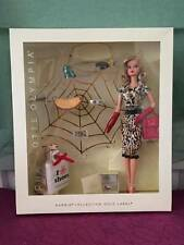 New Charlotte Olympia Barbie Doll 2016 Gold Label - 2700 sold out worldwide
