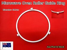 Microwave Oven Roller Guide Ring Turntable Support Plate Rotating 19cm Brand New