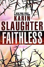 NEW - Faithless by Slaughter, Karin