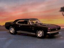 1967 67 CHEVY CAMARO SS 1/64 SCALE COLLECTIBLE MODEL DIECAST  - DIORAMA