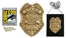 RESIDENT EVIL S.T.A.R.S. UNDERCOVER POLICE BADGE SDCC   Only 500 Made ! RRP $89