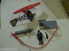 GI Joe Cobra Interrogator Battle Copter  With Box