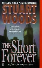 Acc, The Short Forever (Stone Barrington), Stuart Woods, 0451208080, Book