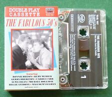 The Fabulous 50's Ronnie Hilton Carole Carr + Double Play Cassette Tape - TESTED