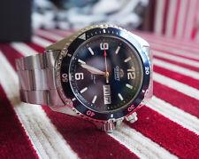 """Orient Mako Automatic Diver Watch (""""Blue Mako"""" FEM65002DV) 200m"""