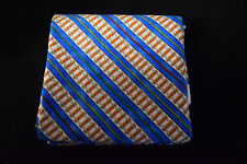 1 Yard Thomas The Train Themed Track Repeats Fabric Cotton Blue Red Line Green