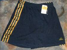 Vintage Adidas soccer shorts stripes  sides Xl