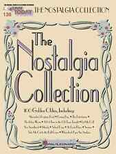 """""""THE NOSTALGIA COLLECTION"""" E-Z PLAY TODAY 138 PIANO/KEYBOARD MUSIC BOOK NEW SALE"""