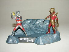 Ultraman Ace vs Ace Killer Figure from Ultraman Diorama Set! Godzilla Gamera