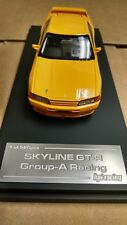1:43 HPI DIECAST #8122 SKYLINE GT-R GROUP-A RACING