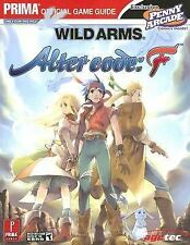 Prima Official Game Guides: Wild Arms : Alter Code F by Kaizen Media Group...