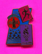 1996 OLYMPIC COCA COLA PIN COKE TORCH RELAY PIN ALWAYS COCA COLA PIN