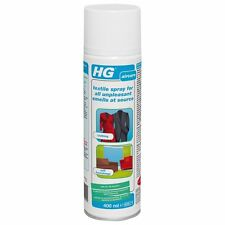 HG Textile and Clothes Spray For All Unpleasant Smells 400ml Dissolves Smells