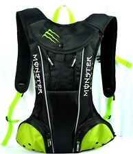 Mountain Bike Motorcycle Backpack Monster Energy Off Road Hydration Water Bag