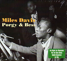 MILES DAVIS - PORGY & BESS - 3 ALBUMS ON NEW SEALED 2CD