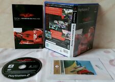 TOTAL IMMERSION RACING - Playstation 2 Ps2 Play Station Gioco