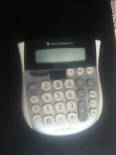 Texas Instruments solar powered calculator model TI-1795SV