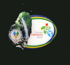 TORONTO 2015 Pan Am Olympic Games LIMITED St Vincent & Grenadines NOC team pin
