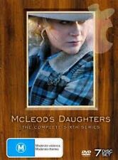 MCLEOD'S DAUGHTERS COMPLETE SEASON SERIES 6 FIVE DVD 7 DISC SET DRAMA REG 4 NEW