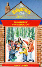 Babysitters' Winter Holiday (Babysitters Club Specials) By Ann M. Martin