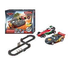 Carrera GO!!! Disney/Pixar Cars Carbon Racer 1/43 Slot Car Set 62384 CRA62384