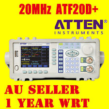 ATTEN ATF20D+ Signal Function Waveform Generator 20MHZ 2Chs for Oscilloscope