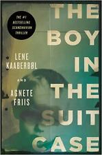 Boy in the Suitcase Friis Kaaberbøl Book Hardcover