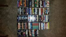 136 Vhs Tapes-Action, Adv, Comedy, Docu, Drama, Educ, Foreign,Thriller & Mystery