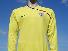 New Retro Croatia International Player Issue Goalkeeper World Cup Shirt XL