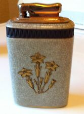 REDUCED-ROYAL COPENHAGEN COLIBRI KREISLER PORCELAIN TABLE LIGHTER- BOTTOM STAMP