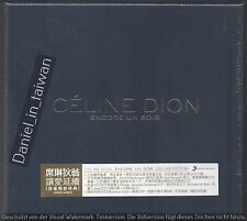 Celine Dion: Encore un soir Deluxe CD/NoteBook/6 Bracelets BOX SET TAIWAN CD