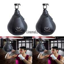 Fitness Boxing Speedball Punching Bags Training Speedbag Muay Thai MMA Exercise