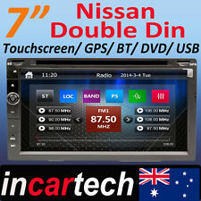Nissan X-trail Xtrail T31 07-15 GPS Navigation Sat Nav DVD Bluetooth USB Au Map