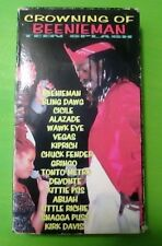 RARE Reggeae VHS Video Tape - The Crowning of Beenie Man Teen Splash
