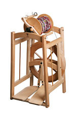Ashford UnFinished Country Spinner 2 Spinning Wheel + $50 Bonus Gifts