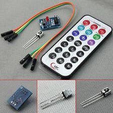Kit Remote Control Telecomando IR 38 Khz + Ricevitore HX1838 Universale 3,3V 5V