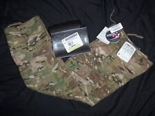 MULTICAM TROUSERS COMBAT MEDIUM-SHORT nwt DEFENDER M USA MILITARY ACU CAMO PANTS